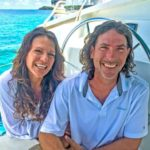 Meet Quest 57 ft Catamaran's Captain and Crew. Sail the Caribbean aboard this 57 Ft Simonis BVI Yacht Charter.