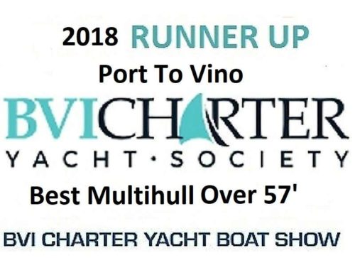 Port to Vino best multihull 2018