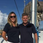 Meet MOJO 48 ft Catamaran's Captain and Crew. Sail the Caribbean aboard this 48 ft Leopard BVI Yacht Charter.