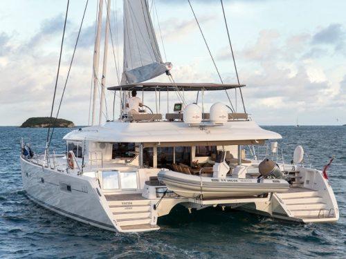 Sail Away undersail