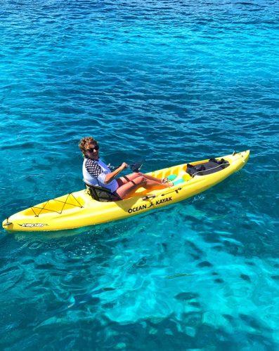 Starfish kayak