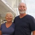 Meet Moon Blossom 50ft Catamaran's Captain and Crew. Sail the Caribbean aboard this 50 ft Leopard BVI Yacht Charter.